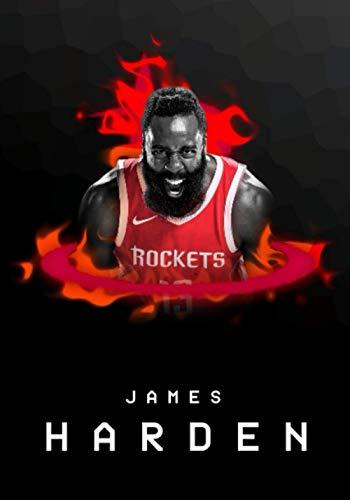 James Harden: Basketball Journal I Houston Rockets Notebook