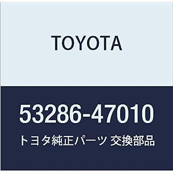 Genuine Toyota 53285-21030 Radiator Seal