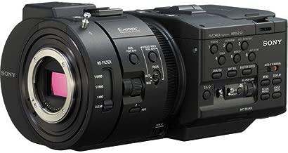 Sony NEXFS700R 4K Super 35mm Exmor CMOS Sensor NXCAM Camcorder Body (International Version - No Warranty)