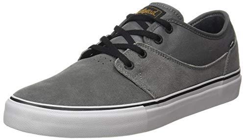 Globe Unisex Mahalo Skateboard Shoe, Charcoal/Wax, 43 EU