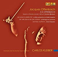 3 X Offenbach by JACQUES OFFENBACH (2013-04-30)