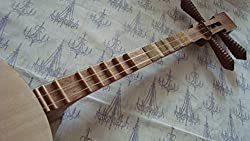Chinese Moon Guitar (Yueqin or Yueiqin) 100% Hand-Crafted