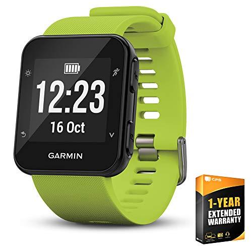 Garmin Forerunner 35 GPS Running & Activity Tracker (010-01689-01) w/Extended Warranty