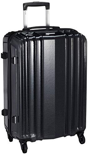 [ワールドトラベラー] スーツケース ババロ ブランド史上最軽量モデル 新素材「PCファイバー」採用 3.3kg 54L 06622 59 cm ブラック