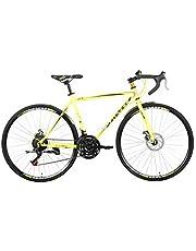 Road Bike, Fitness Minutes, Fitness-2-Yellow