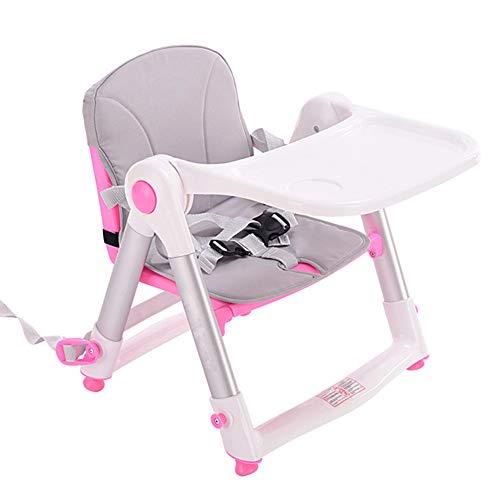 Kind Baby Leicht Zu Tragen Multifunktion Klappbare Kleine Essecke,Pink