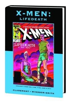X-Men Lifedeath Prem HC Dm Var Ed 71