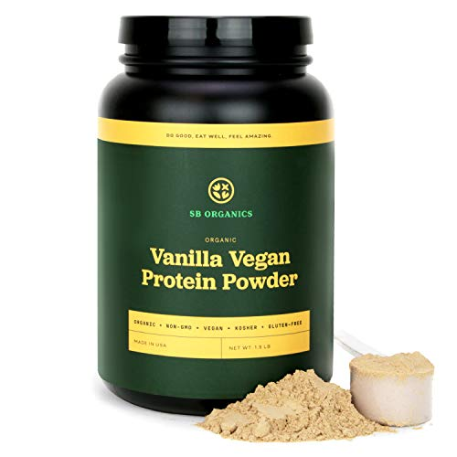 SB Organics Vegan Protein Powder