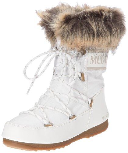 Moon Boot W.e. Monaco Low, Botas de Nieve para Mujer