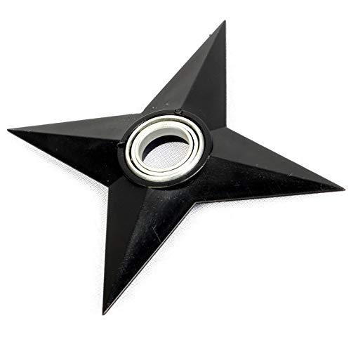ICEWEI Shuriken Naturo Weapons Ninja Throwing Stars 4.3 Inch Big Naruto Kunai Plastic Toys
