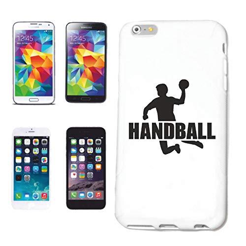Handyhülle kompatibel für Samsung Galaxy S7 Handball Coach HANDBALLTURNIER Handball Spieler HANDBALLVEREIN Handball TRAINERHardcase Schutzhülle Handyc