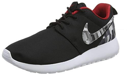 Nike Herren Roshe One Print GS Sneaker, Schwarz (Black 677782-012), 38.5 EU