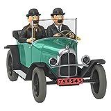 Moulinsart Coche de colección Tintín, la Citroën de Hernández y Fernández Nº27 1/24 (2020)