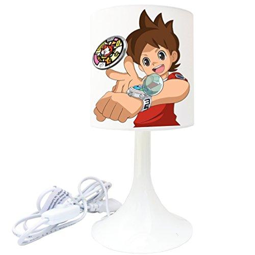 Lampe de chevet de création - Lampe à poser enfant - Yokaï Watch (2)