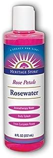 heritage brand rosewater