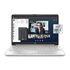 Your career essential: With Wi-Fi 6 (2x) and Bluetooth(R) 5 connections, HP True Vision HD webcam and an integrated numeric keypad, this 15-inch laptop has all the essential features you need for a productive work day whether you're in the office or ...