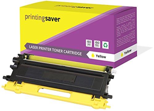 Printing Saver GELB Toner kompatibel für Brother HL-4040CN, HL-4050CDN, HL-4070CDW, MFC-9440CN, MFC-9450CDN, MFC-9840CDW, DCP-9040CN, DCP-9042CDN, DCP-9045CDN drucker
