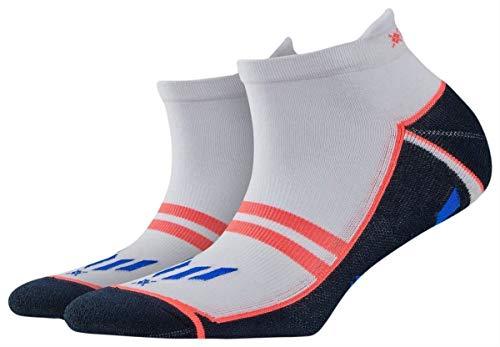 BURLINGTON Sport Running Sneaker - 1 Paar, Größe 36-41, versch. Farben,  - Atmungsaktiver Sneaker mit feuchtigkeitsregulierender Plüschsohle