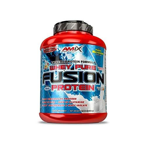 Amix Whey Pure Fusion 2,3 Kg Cacahuete-Choco-Caremelo 2300 g