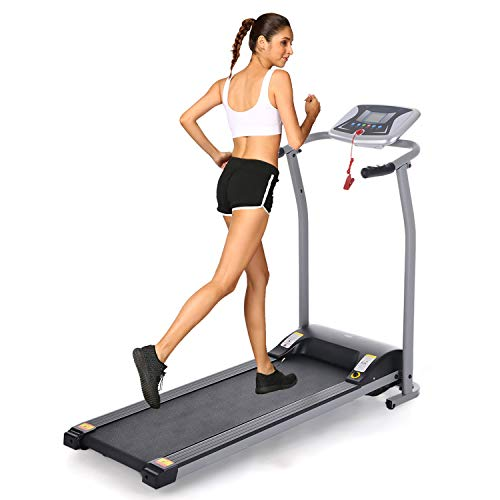 For Sale! Treadmill for Home Folding Electric Treadmill with Incline Running Machine Exercise Machin...