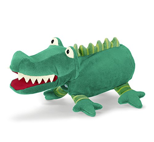 Sterntaler 36352 Handpuppe Krokodil, 22 x 30 x 10 cm, Grün
