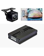 ATOTO AC-SC3601 Sistema de estacionamiento con Vista Trasera con Vista Envolvente/Una cámara - Tecnología de Costura de Imagen panorámica - Vista panorámica de los alrededores - Instalación fácil