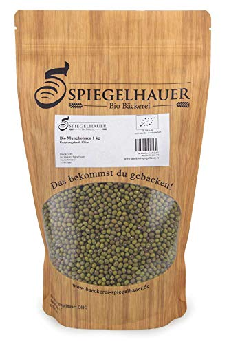 Bio Mungbohnen Samen 1 kg Mungobohnen