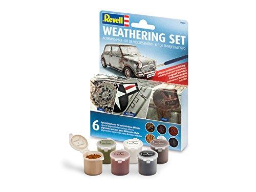Revell 39066 - Bastelzubehör - Weathering Set, 6 Pigmente 5 g 39066 /
