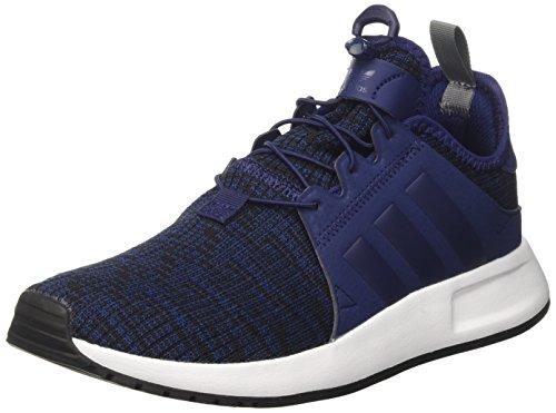 adidas Unisex-Kinder X_PLR J Sneaker, Blau (Navy By9876), 36 EU