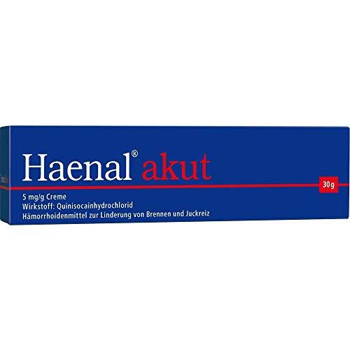 Haenal HAENAL akut Creme - 50 g Creme 00472638