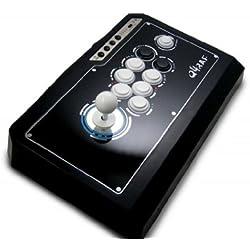 QanBa Q4 RAF Joystick Pro Fighstick Arcade 3in1 XBOX360/PS3/PC Black
