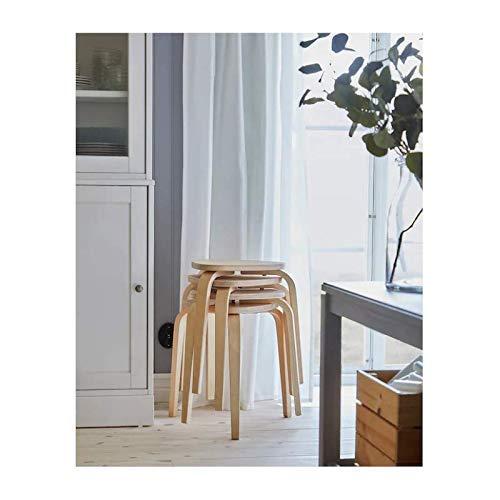 Ikea KYRRE-FROSTA Stapelhocker - 2