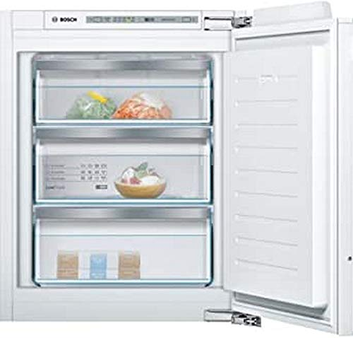 Bosch Serie 6 GIV11AF30 - Congelador (Vertical, 72 L, 8 kg/24h, SN-T, A++, Blanco)