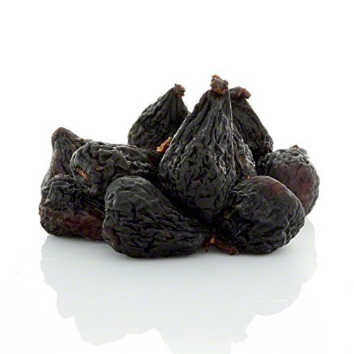 Anna and Sarah Dried Black Mission Figs (2 Lbs)