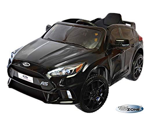 RC Kinderauto kaufen Kinderauto Bild 1: ToyZone Kinderfahrzeug 12V Kinderauto Kinder Elektro Auto Ford Focus RS MP3 USB Ledersitz Eva Gummiräder 2,4 GHZ*