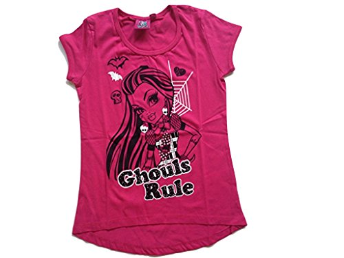 Monster High T-Shirt Frankie Stein pink (164)