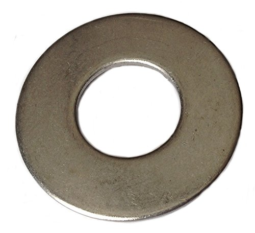 Type 18-8 Stainless Steel Common Flat Washers Size 3/8