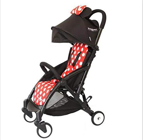 WDFDZSW 2021 Carro Nuevo Cochecito de bebé actualización p
