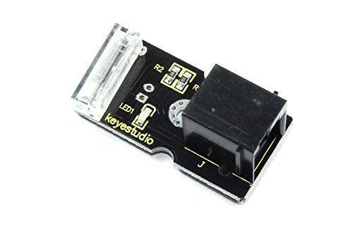 Keyestudio Módulo de sensor de vibración KS-114 J34 Arduino Pi Knock