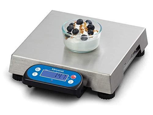 Brecknell, 6702U-30, POS Bench Scale w/External Display, 30 lb x 0.01 lb, NTEP