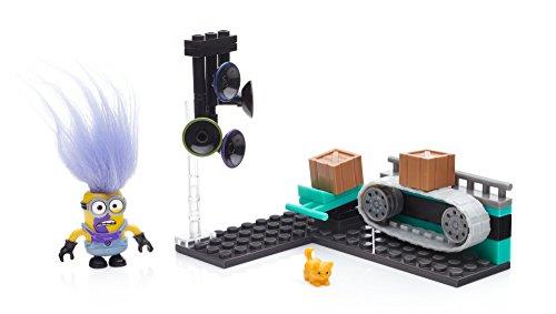 Mega Bloks Despicable Me Mailroom Mania, Miscelanea (Mattel
