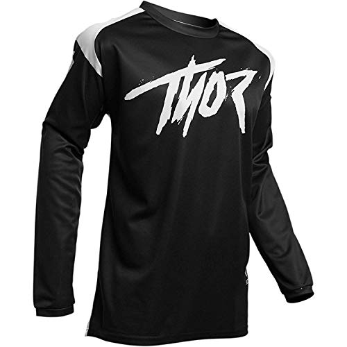 MOTORBIKE THOR SECTOR VAPOR ADULT MX RACE SHIRT New 2021 Motocross Quad Enduro PIT Dirt Bike Off Road ATV MTB BMX Sports Jersey Shirt