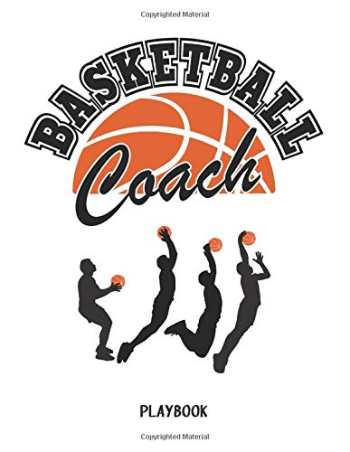 Basketball Coach Playbook: basketball playbook | 100 pages | 8.5x11