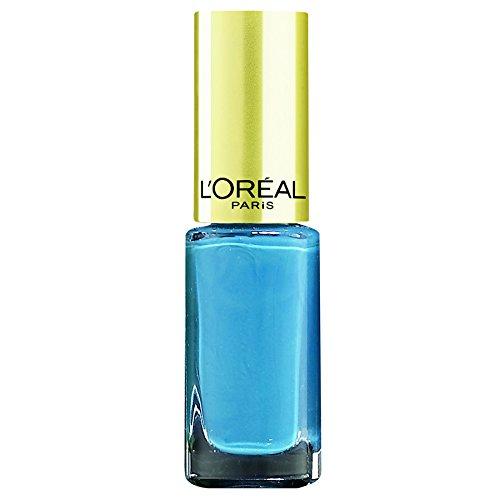 L'Oréal Paris Make-Up Designer Color Riche Le Vernis 611 Sky Fits Heaven esmalte de uñas Azul 5 ml - Esmaltes de uñas (Azul, Sky Fits Heaven, 1 pieza(s), Francia, 5 ml, 20 mm)