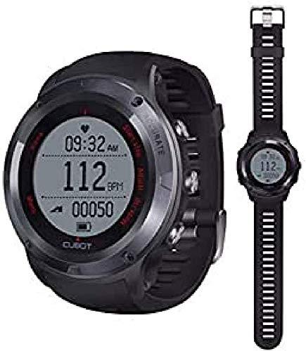 CUBOT 9980045886 Smartwatch, Bluetooth, Schwarz