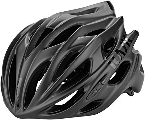 Kask Mojito X - Casco de Carretera Unisex, Unisex Adulto, Color Negro Mate, tamaño Medium
