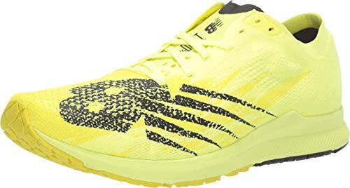 New Balance 1500v6, Zapatillas para Correr Hombre, Limón Slush/Negro, 42 EU