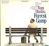 (LASER DISC) Robert Zemeckis 'Forrest Gump' - Tom Hanks - Robin Wright - Gary Sinise - Mylelti Williamson - Sally Field