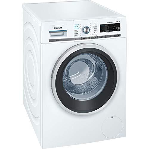 Siemens Iq700 Voorlader Wasmachine, 9Kg, 1600Rpm, Wit