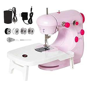 Dweyka - Máquina de coser portátil con pedal